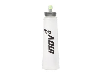 INOV-8 ULTRA FLASK 0,5 lockcap clear/black průhledná 0,5l