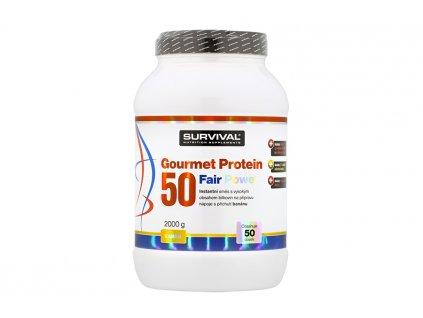 Gourmet Protein banán 900x600