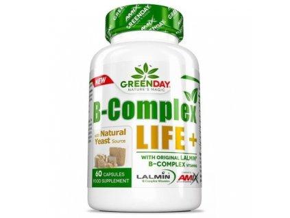 amix b complex life 60kapsli