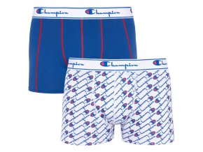 2pack panske boxerky champion white blue y081w