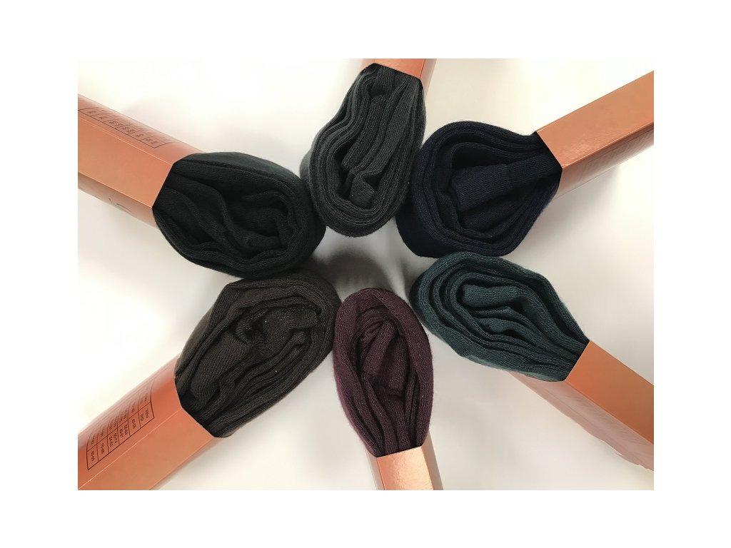 Dámske akrylové pančuchové nohavice