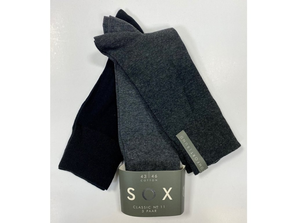 SOX Classic 3711 3páry