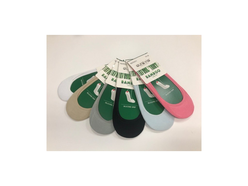 Dámske bavlnené balerínové ťapky
