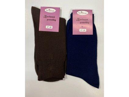 Bavlnené ponožky 009