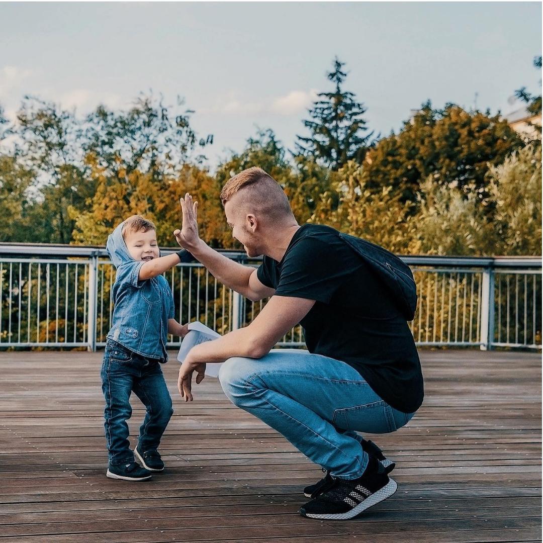 Speciální cvičení pro tříletého Štefánka s dětskou mozkovou obrnou