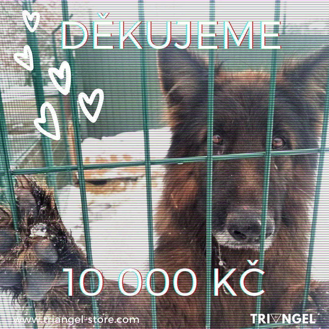 10 000 Kč na operaci pro Sofii
