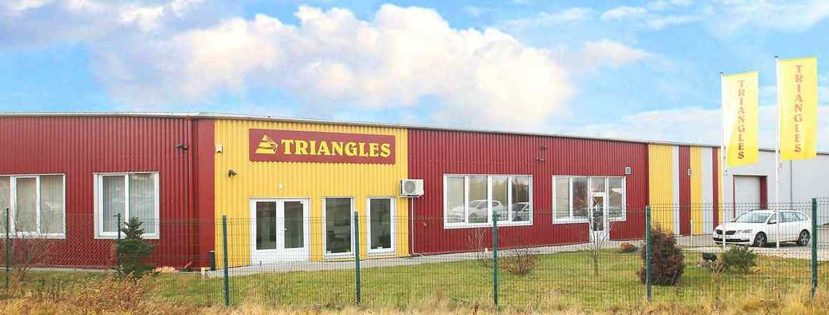 TRIANGLES INTERNATIONAL TRADING CO.LTD S.R.O.