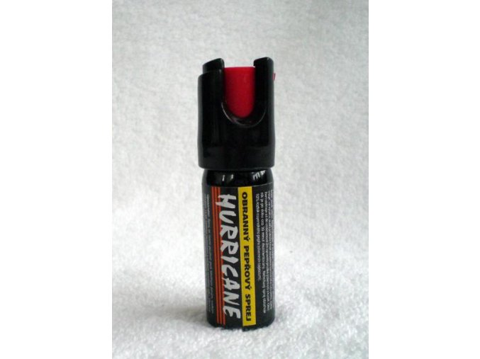 Obranný sprej HURICANE 15 ml Z0285