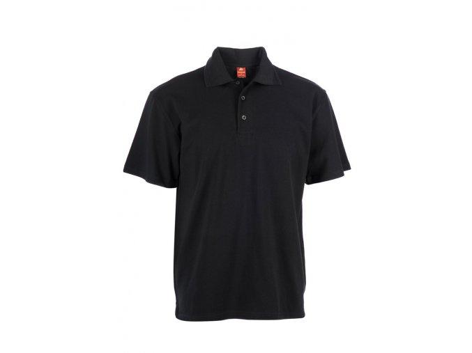 Polokošile pánská KR černá Z0096