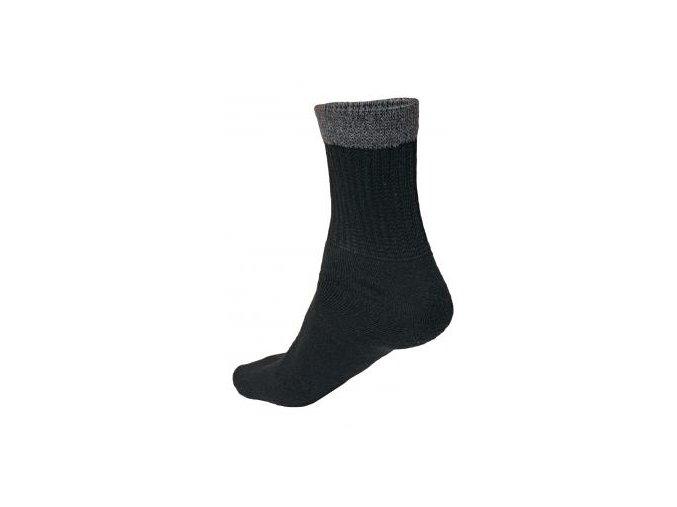 Ponožky zateplené Z0163