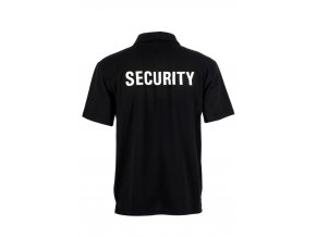 Polokošile s potiskem SECURITY