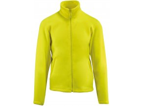 Mikina fluorescent yellow