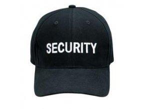 čepice Security bílá
