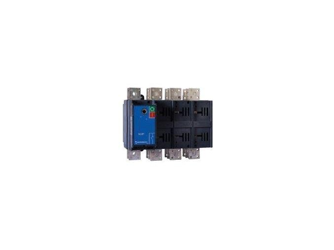 Výkonový odpínač VC5P - 50kA 3x2000A SM bez páky