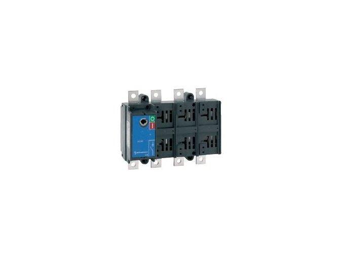 Výkonový odpínač VC4P 3x800A SM bez páky