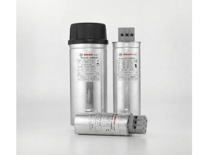TEST Kompenzační kondenzátor ModuloXD 300 kVAr/440V