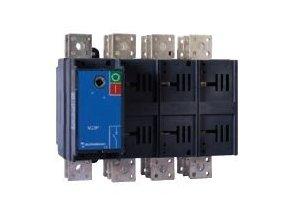 Výkonový odpínač VC5P - 50kA 3x1600A SM bez páky