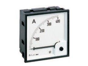 Ampérmetr 100A (vstup bočník 60mV)