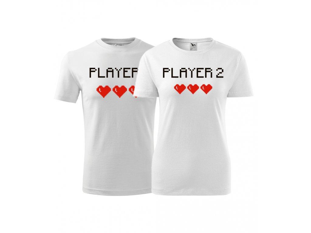 Players - Tričko pro hráče s potiskem