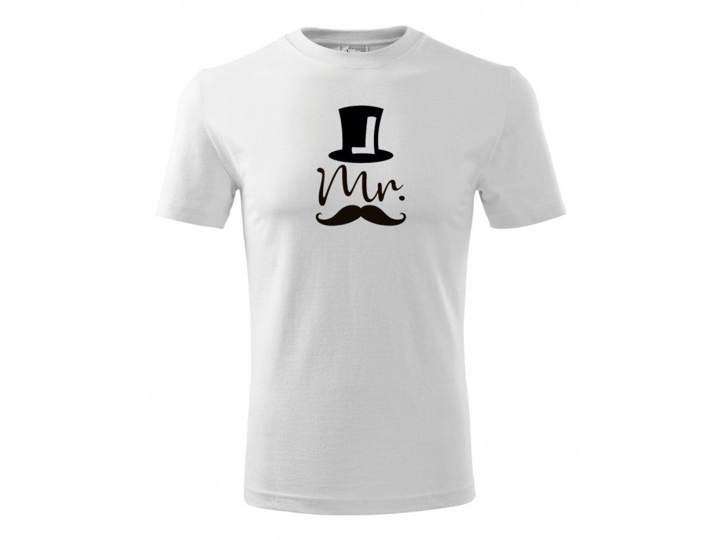 9b7abd05b8b3 ... Mr. - Pánské tričko s potiskem pro páry ...