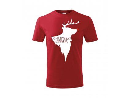Pánské vánoční tričko - Game of Thrones