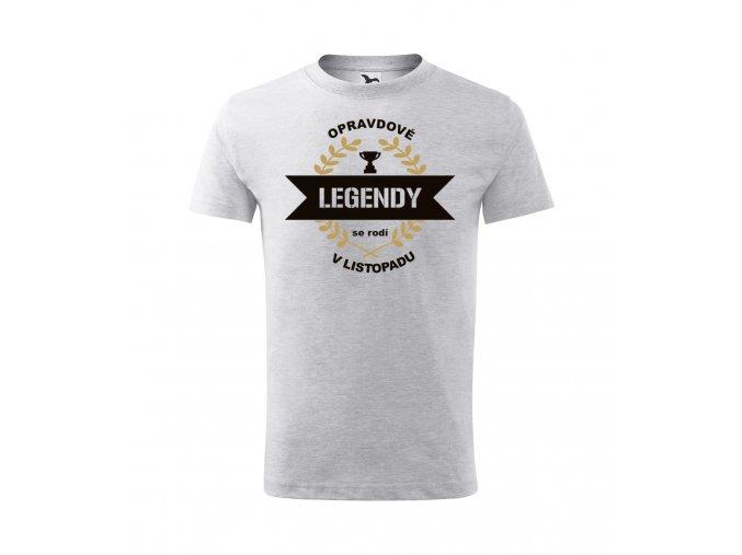 Dětské narozeninové tričko - Opravdové legendy