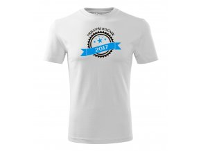 Pánské narozeninové tričko - Nejlepší ročník