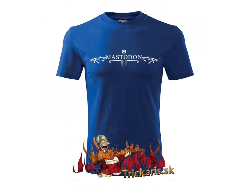 Tričko Mastodon