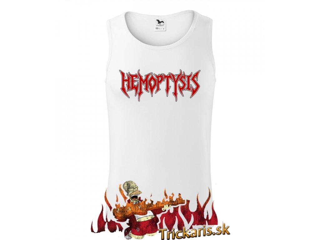 Tielko Hemoptysis