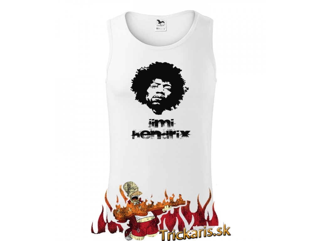 Tielko Jimmi Hendrix