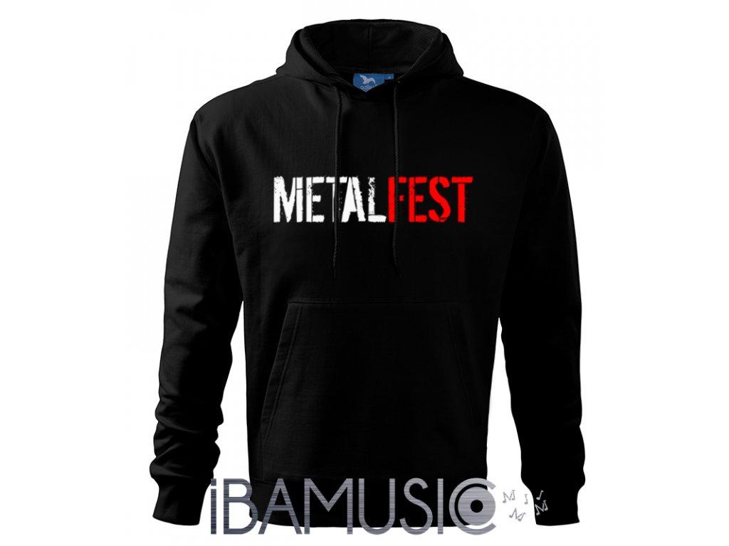 Mikina METAL FEST