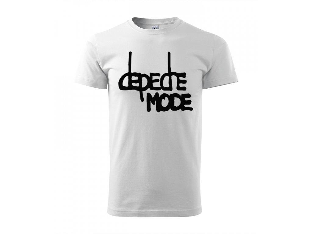 Tričko Depeche Mode 06ecdff0f78