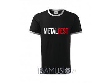 Tričko Metalfest