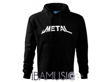 Mikina Metal Oficial