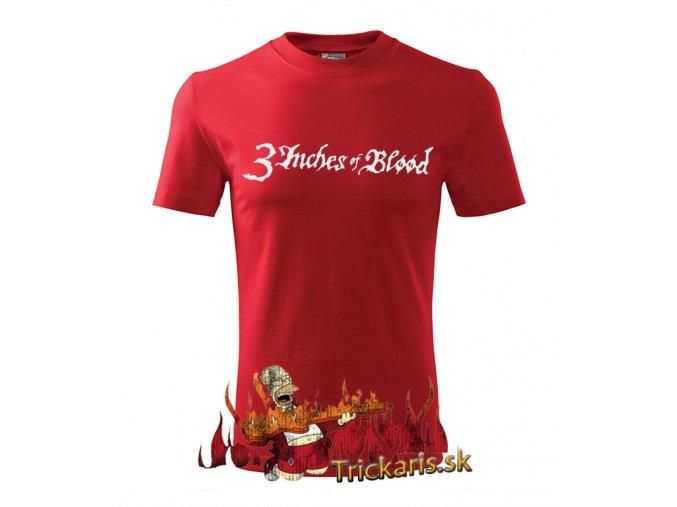 Tričko 3 Inches of Blood