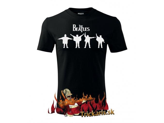 Tričko The Beatles