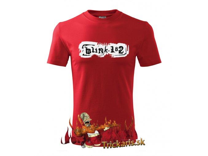 Tričko Blink 182