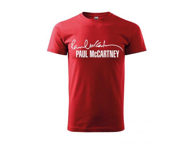 Tričko Paul Mccartne