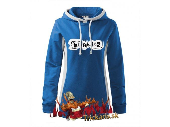 Dámska mikina Blink 182