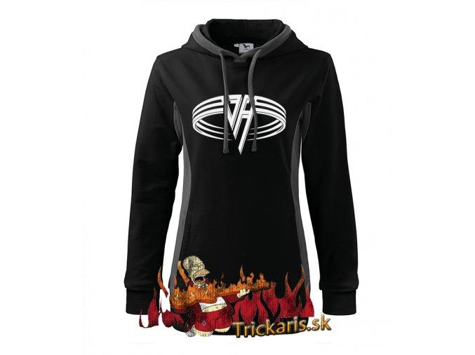 Dámska mikina Van Halen