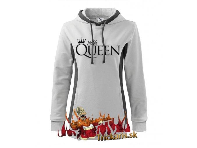 Dámska mikina Queen noble