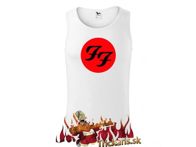 Tričko Foo Fighters