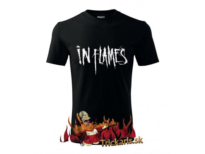Tričko In Flames