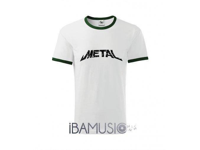 Tričko Metal Oficial