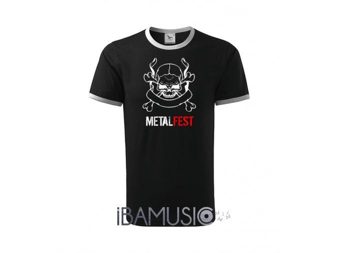 Tričko Metal Fest