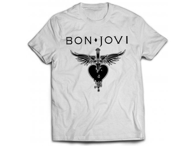 Tričko Bon Jovi
