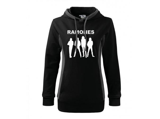Dámska mikina Ramones