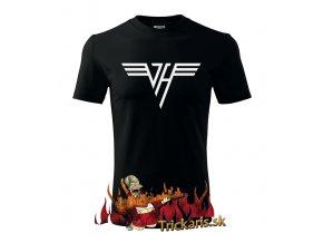 Tričko Van Halen