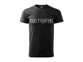 Tričko Foo Fighters