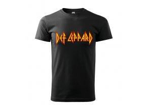 Tričko Def Leppard